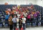 Seminar at Private Chinese School