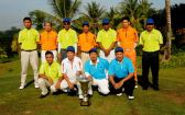 ALL THE FINALISTS ON DAY 1 BEFORE TEEING OFF