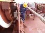 MOORING WINCH GEAR
