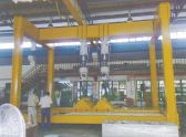 1,000kN Self Straining Test Rig with Instron Actuator System, 2 units
