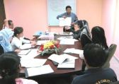 Staff-In-house Training By Principal