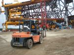 Oil and Gas Projects at Kencana HL Fabrication Yard 1