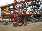 Oil and Gas Projects at Kencana HL Fabrication Yard 3