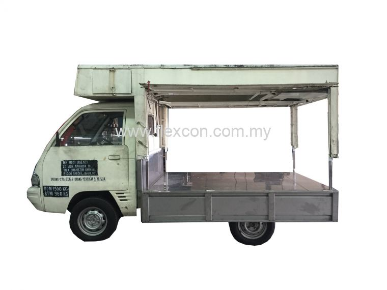 Stainless Steel Lorry