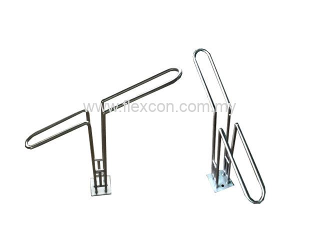 Stainless Steel Bicycle Bracket