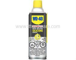 WD 40 Silicon Spray