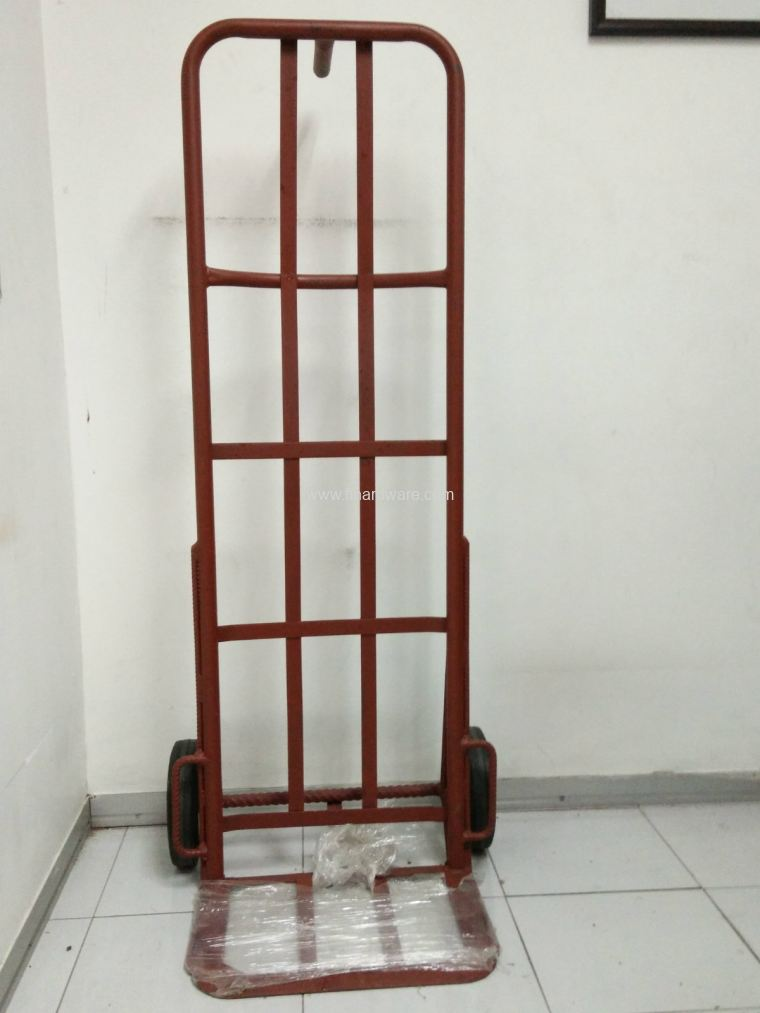 Heavy Duty Hand Trolley 2 Wheel 8in 250kg