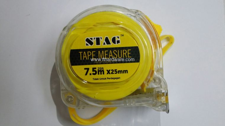 Stag Measuring Tape 7.5M