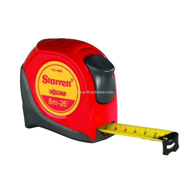 Starrett Measuring  Tape 8M