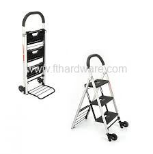 Multi Purpose Ladder with trolley