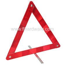 Warning Triangle Stand