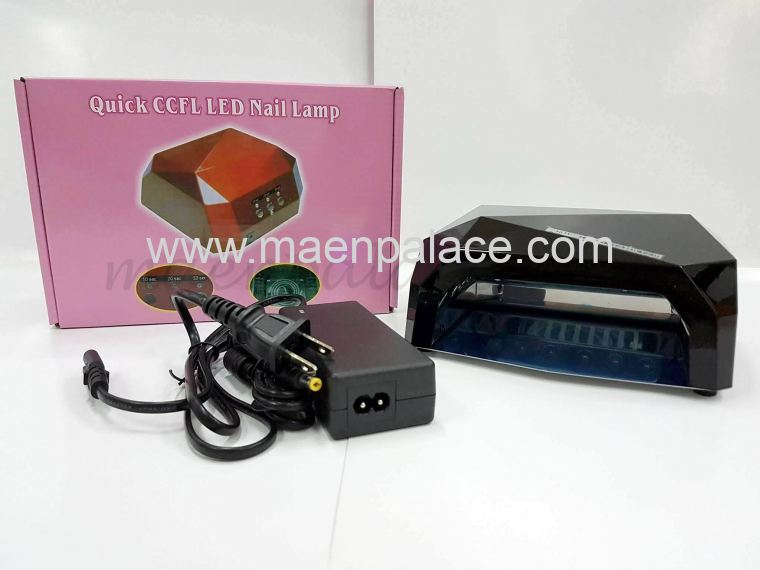 36 Watt Quick CCFL LED Nail Lamp