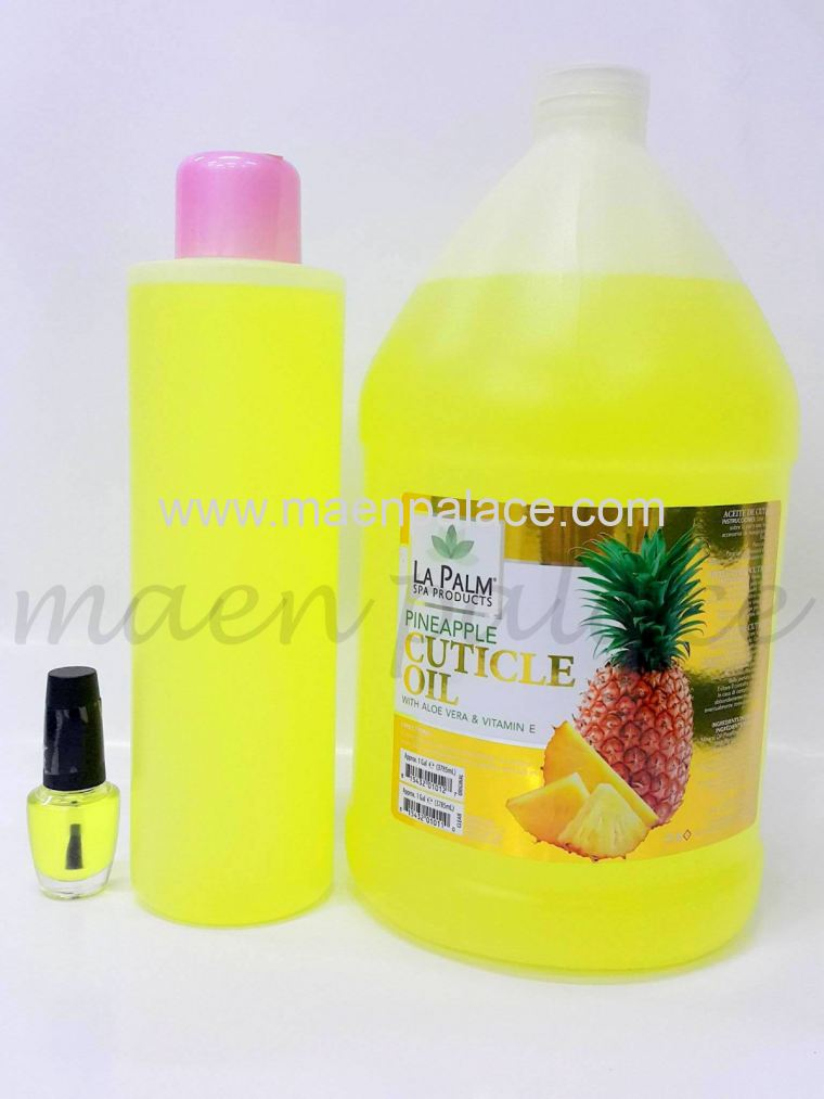 La Palm Cuticle Oil - 1gallon