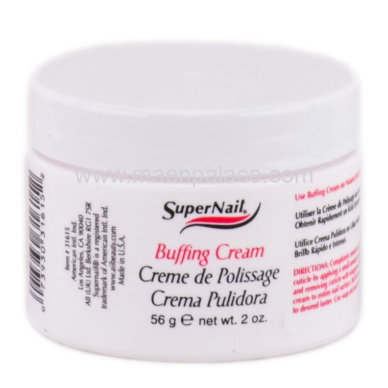 Buffing Cream - 2oz