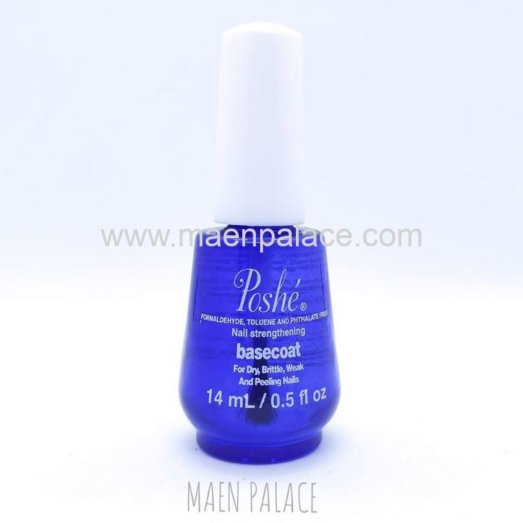 Poshe Fast Drying Base Coat - 14ml
