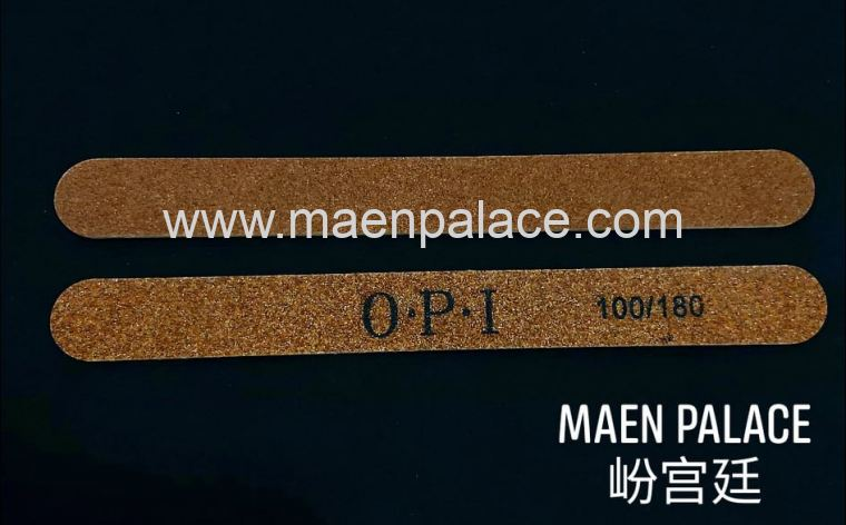 Wood Nail File Thin