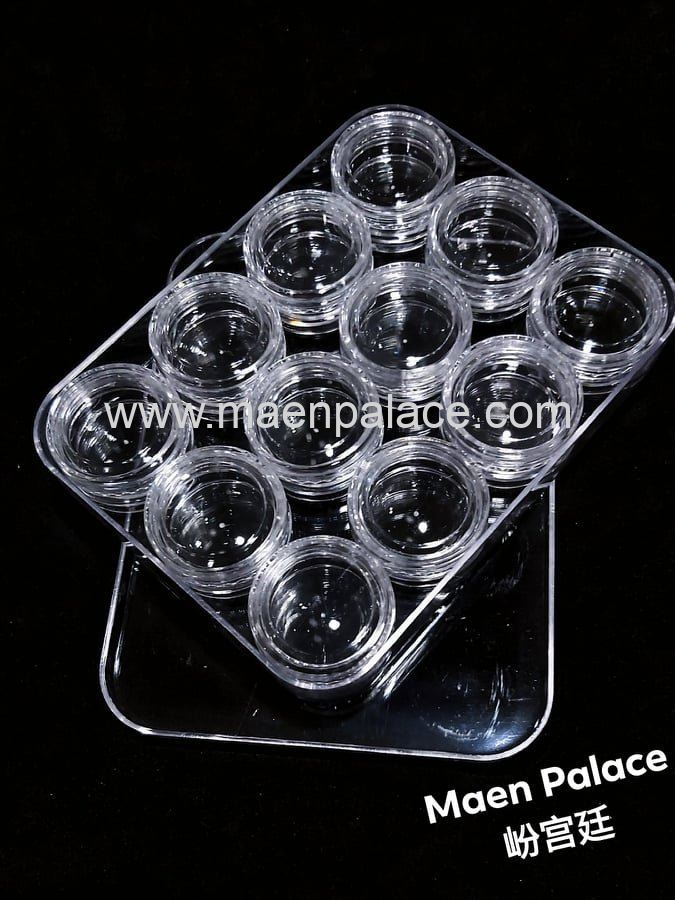 Small Container Set - 12pcs/set (10g)