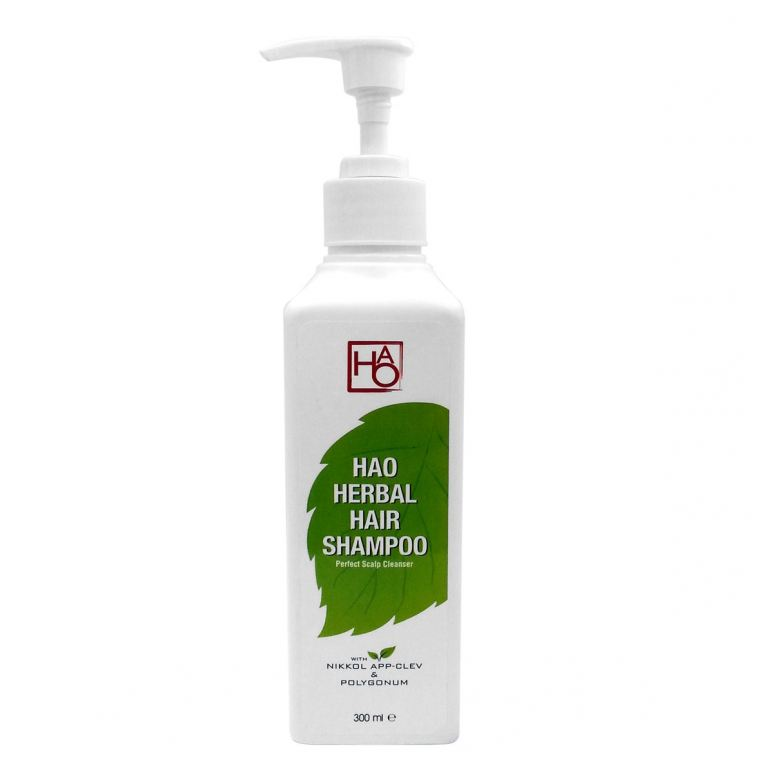 HAO Herbal Hair Shampoo 草本洗发水
