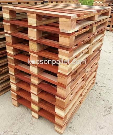 Custom Made New Wooden Pallet