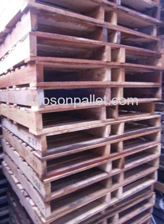 Custom Made Used Wooden Pallet