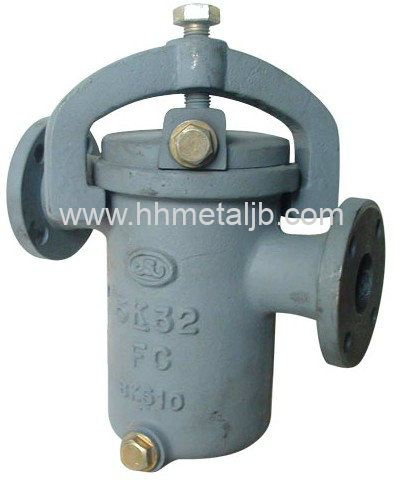 Marine Cast Iron Simplex Oil Strainer JIS F7209