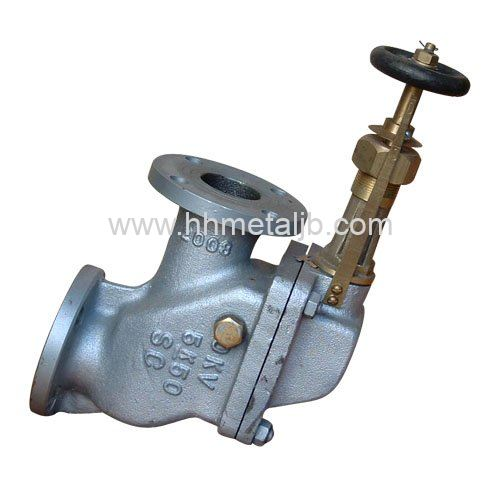 Screw Down Angle Storm Valves, 5K(JISF3060)