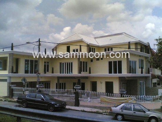 Banglo senai banglo house jb interior design for Home design johor bahru