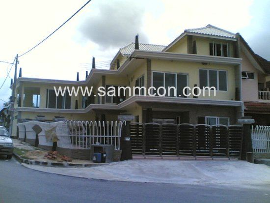 Banglo house jb interior design renovation for House interior design johor