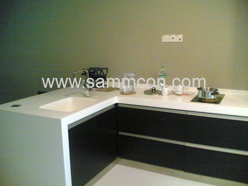 solid surface table top johor bahru