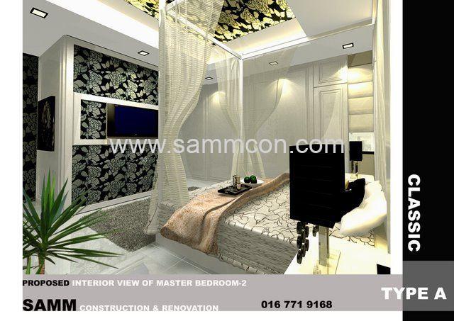 Rekabentuk Rumah House Jb Interior Design