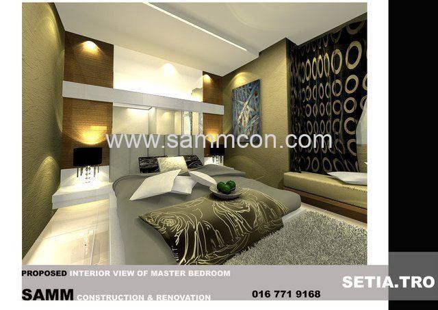 Interior design setia tropical setia tropical house for House interior design johor