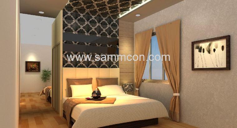 Adda height bedroom design adda height house jb for House interior design johor