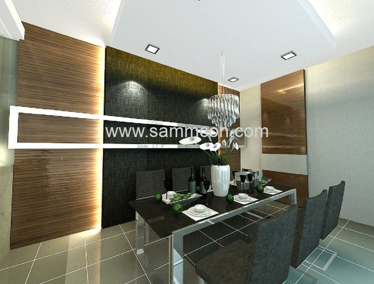 Renovation interior design skudai contractor for Home design johor bahru