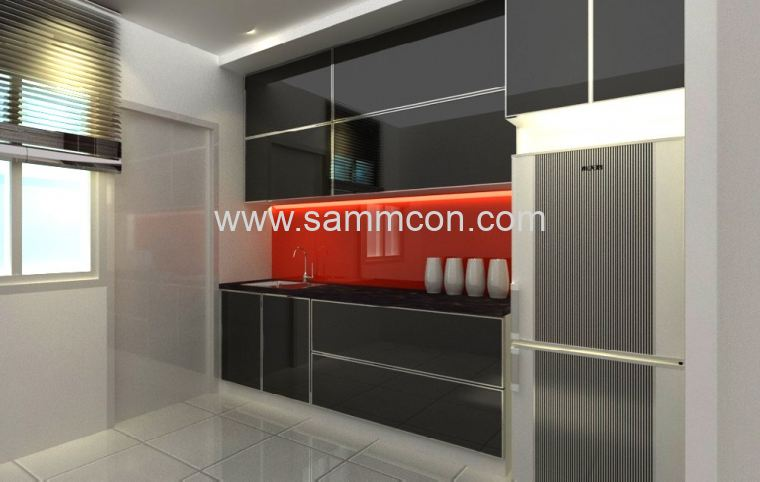 New Kitchen Design Modern Kitchen Design Jb Johor Bahru Jb Interior Design Renovation