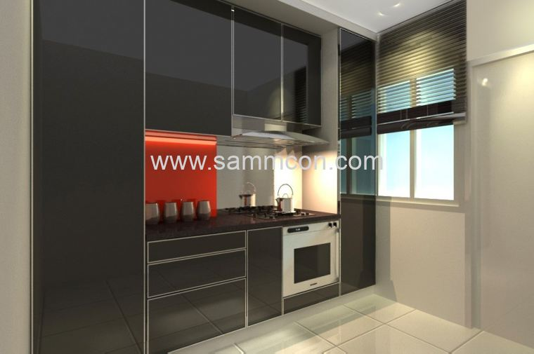 Interior design renovation condominium jb johor for Home design johor bahru