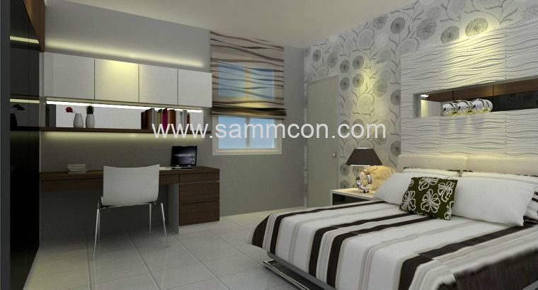 impian height . impian emas interior design for bedroom