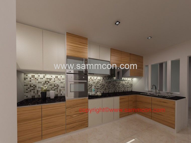 Casa amira house design and finish picture take house for House interior design johor