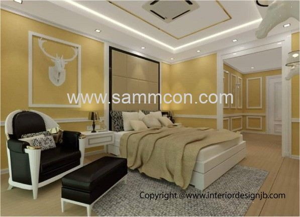 Interior Design Johor Bahru (JB) - Room decoration and renov