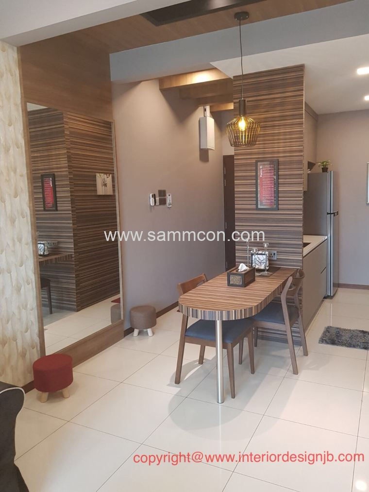 Interior Design Johor Bahru (JB) - House decoration and reno