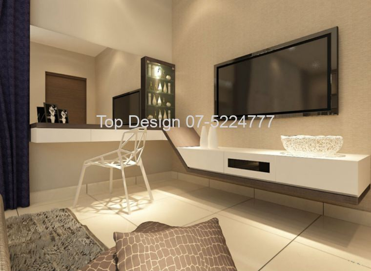 Sky Loft Condominium-Bedroom