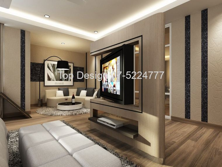 TV Console Design II