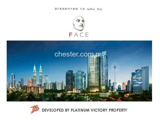 Face Platinum  Suites Sales Kit