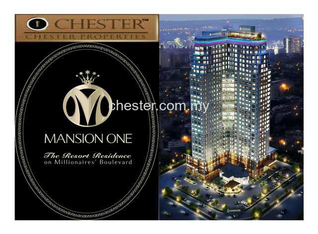 Mansion One Sales Kits