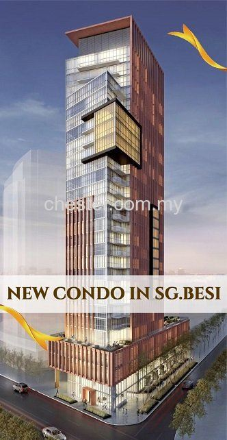 iconic Condo in the City ! Enjoy KL's skyline views