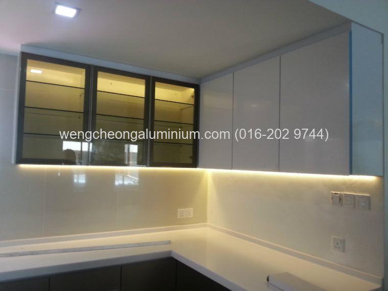 Aluminium Kitchen Cabinet Sungai Buloh