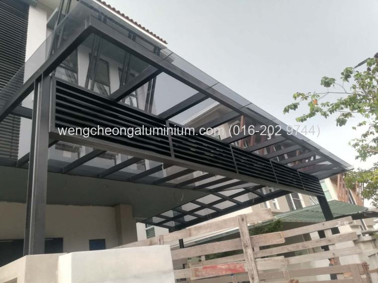 Skylight (Euro Grey Glass)