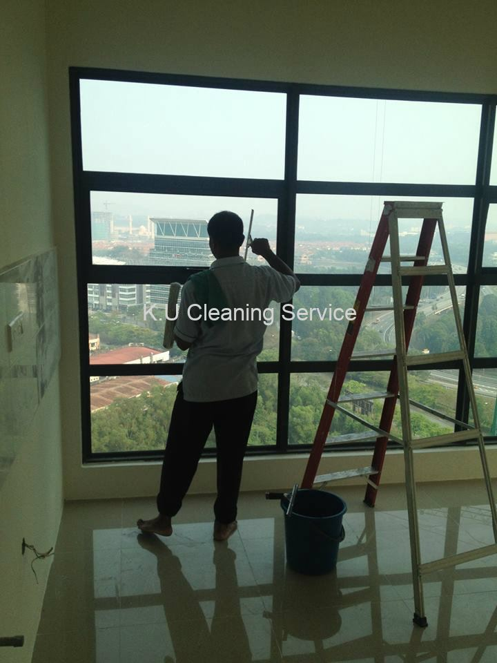 After Construction Cleaning