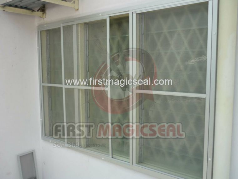 New Standard steel Insect Screen