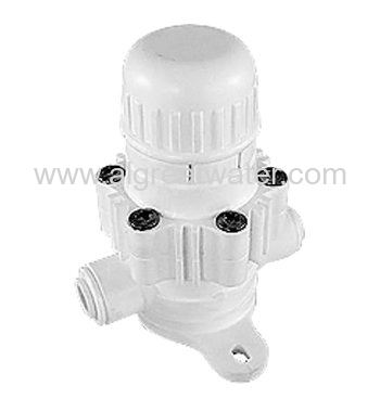 Water Flow Restrictor