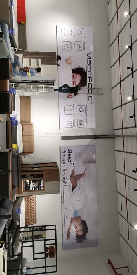 Giant Poster Printing And Installation